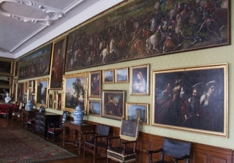 The State Castle Opočno - Paintings