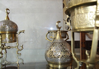 The State Castle Opočno - African Collections