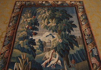 The State Castle Opočno - Tapestries, Textilies