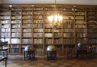 The State Castle Opočno - Historical Books